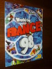 ALBUM FIGURINE STICKERS FRANCE 98 Ed. DS  VUOTO - QUASI EDICOLA !!