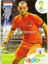 Adrenalyn XL - Wesley Sneijder - Niederlande - Fifa World Cup Brazil 2014 WM