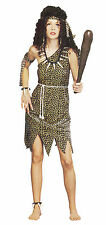 Cave Woman Girl Size Fancy Dress Hen Night Outfit Costume Size 10 P7598