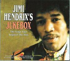 Various Artists-Jimi Hendrix' Jukebox CD NEW