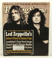 Led Zeppelin ROLLING STONE MAGAZINE 702 Jimmy Page Robert Plant February 23 1995