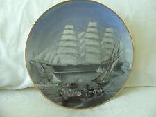 THE GREAT CLIPPER SHIPS COLLECTORS PLATE - 'GREAT REPUBLIC' 1981