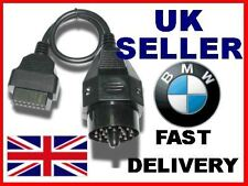 BMW OBD2 20 PIN ADAPTOR DIAGNOSTIC LEAD CABLE PLUG OBD