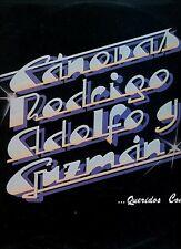Canovas, Rodrigo, Adolfo y Guzman Lp - Spanish AOR Pop - HEAR