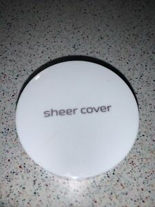 Sheer Cover Perfect Shade Mineral Foundation MEDIUM 4g. Loose Powder. Not Sealed
