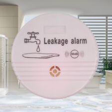 1PC Water Leak Alarm Flood Level Overflow Detector Sensor Alert Security Shns
