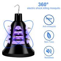 Mosquito Killer Bulb 220V LED Zapper Trap Lamp E27 Insect Anti Mosquito Repel YK
