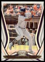 2020 Chronicles Certified #7 Yordan Alvarez Houston Astros