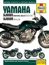 Yamaha Seca II [XJ600S] 9295 [Haynes Repair Manuals]
