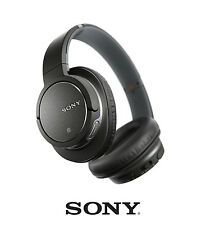 OPEN BOX - SONY MDR-ZX780DC Noise-Cancelling Wireless Bluetooth Headphones + Mic