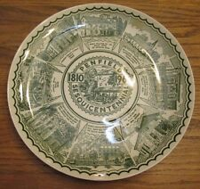 Penfield, NY Sesquicentennial Plate 1810-1960