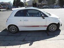 FIAT 500 LEFT REAR SEAT BELT 03/08- 16