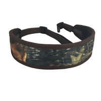 Tourbon Rifle Sling Gun Strap Anti-slip Camo Neoprene Hunting Shooting 2 Point