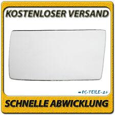 Spiegelglas für MERCEDES 190 W201 1982-1993 links Fahrerseite konvex