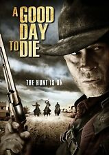 A Good Day to Die The HUNT IS ON DVD NEW!!