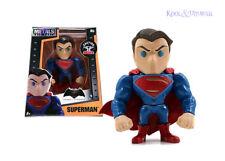"Batman vs Superman: SUPERMAN 4"" Metals Die Cast Jada Toys Diecast"