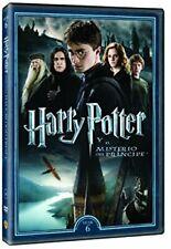 PELICULA  FOX  DVD  HARRY POTTER Y EL MISTERIO DEL PRÍNCIPE (2017)  NUEVO (SI...