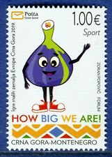 310 MONTENEGRO 2019 - Games of the Small States of Europe - Sport - MNH Set