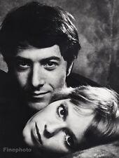 1969 Vintage DUSTIN HOFFMAN MIA FARROW Film Movie Cinema 16x20 PHILIPPE HALSMAN