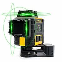 KAIWEETS 3X360° Laser Level 3D Lines Laser Green Laser Level KT360A original