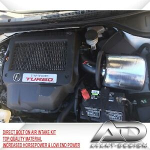 For 2007-2011 ACURA RDX 2.3 2.3L DOHC TURBO AF Dynamic COLD AIR INTAKE KIT