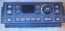 1996 LAND ROVER HEATER AND AC CONTROL UNIT 69172011