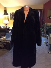 Men's Full length Fisher Fur Coat