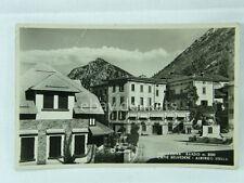 VALSASSINA BARZIO Caffè Belvedere Albergo Stella Lecco Vecchia cartolina