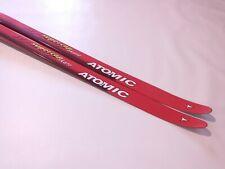 Atomic Classic Waxable 190cm Skis Cross Country Nordic NNN Rottefella Binding