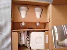 Philips B22 Hue White Ambiance 10W Mini Starter Kit