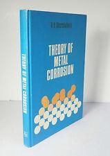 Theory of Metal Corrosion 1976 Skorchelletti Metallurgy Engineering