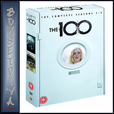 THE 100 - COMPLETE SEASONS 1 & 2 * BRAND NEW DVD BOXSET***