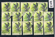 1991 Water Birds 1 Value X 15 Each               E108