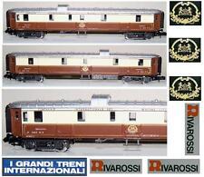 RIVAROSSI 9659 VINTAGE CIWL ORIENT EXPRESS EQUIPAJE-VAN INTRAFLUG F1283M