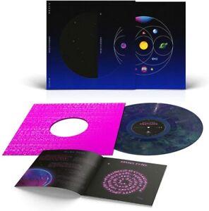 Coldplay - Music Of The Spheres - Recycled Coloured Vinyl LP In Die-Cut Sleeve