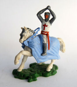 Britains Swoppet 15th Century Mounted Crusader Knight