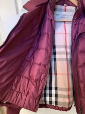 100% Authentic Burberry Down Coat. Size L