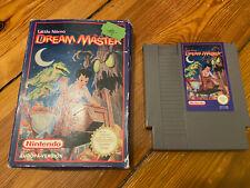 Nintendo NES Litte Nemo the Dreammaster mit OVP