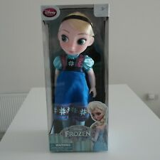 Disney-Frozen La Reine anticipateur /'collection Elsa Peluche Poupée NEUF