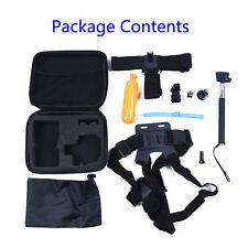 Poitrine Action Set Sangles Accessoires 4 5 Kit Hero pour Gopro Caméra 10