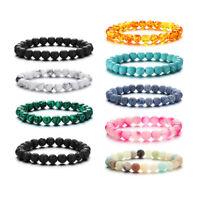 Bracelet de perles en pierre naturelle cadeau bracelet turquoise oeil de tigre