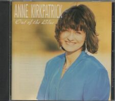 ANNE KIRKPATRICK CD 1991 OUT OF THE BLUE rare early Keith Urban vocal Aussie