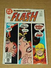 FLASH #328 DC COMICS DECEMBER 1983