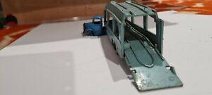 vintage dinky diecast vehicles Bedford car transporter Dinky Toy
