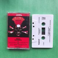 KROKUS Headhunter AC8 8005 Cassette Tape