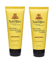 The Naked Bee Coconut & Honey Moisturizing Hand & Body Lotion 6.7oz 2 PACK - NEW