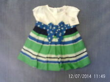 M&Co 100% Cotton Dresses (0-24 Months) for Girls