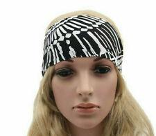 Lycra Fashion Sports Print Headband,  Running, Sports, Yoga, Casual