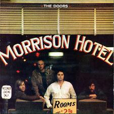 THE DOORS MORRISON HOTEL VINILE LP 180 GRAMMI NUOVO E SIGILLATO!!!