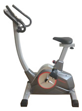 Endurance 12 Inbuilt Programs Upright Exercise Bike